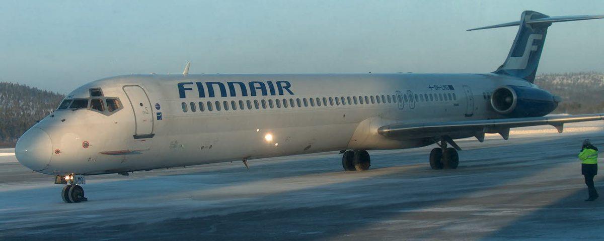finnair GoLapland