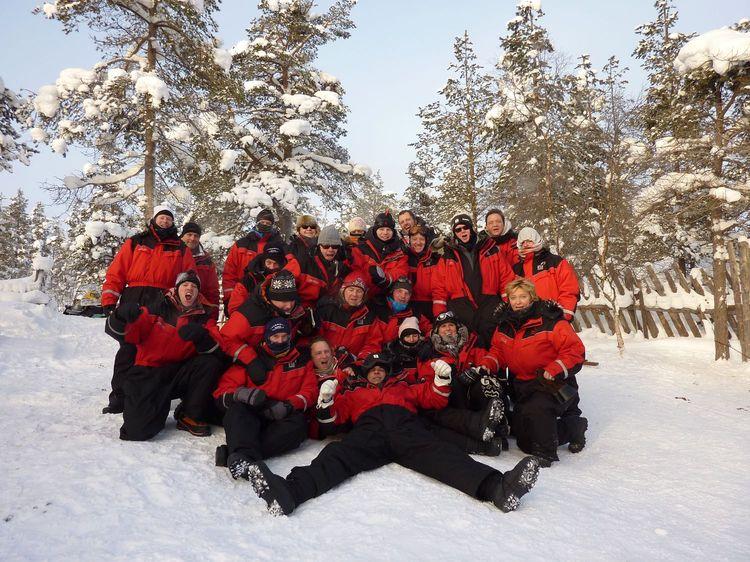 groepsreis Go Lapland