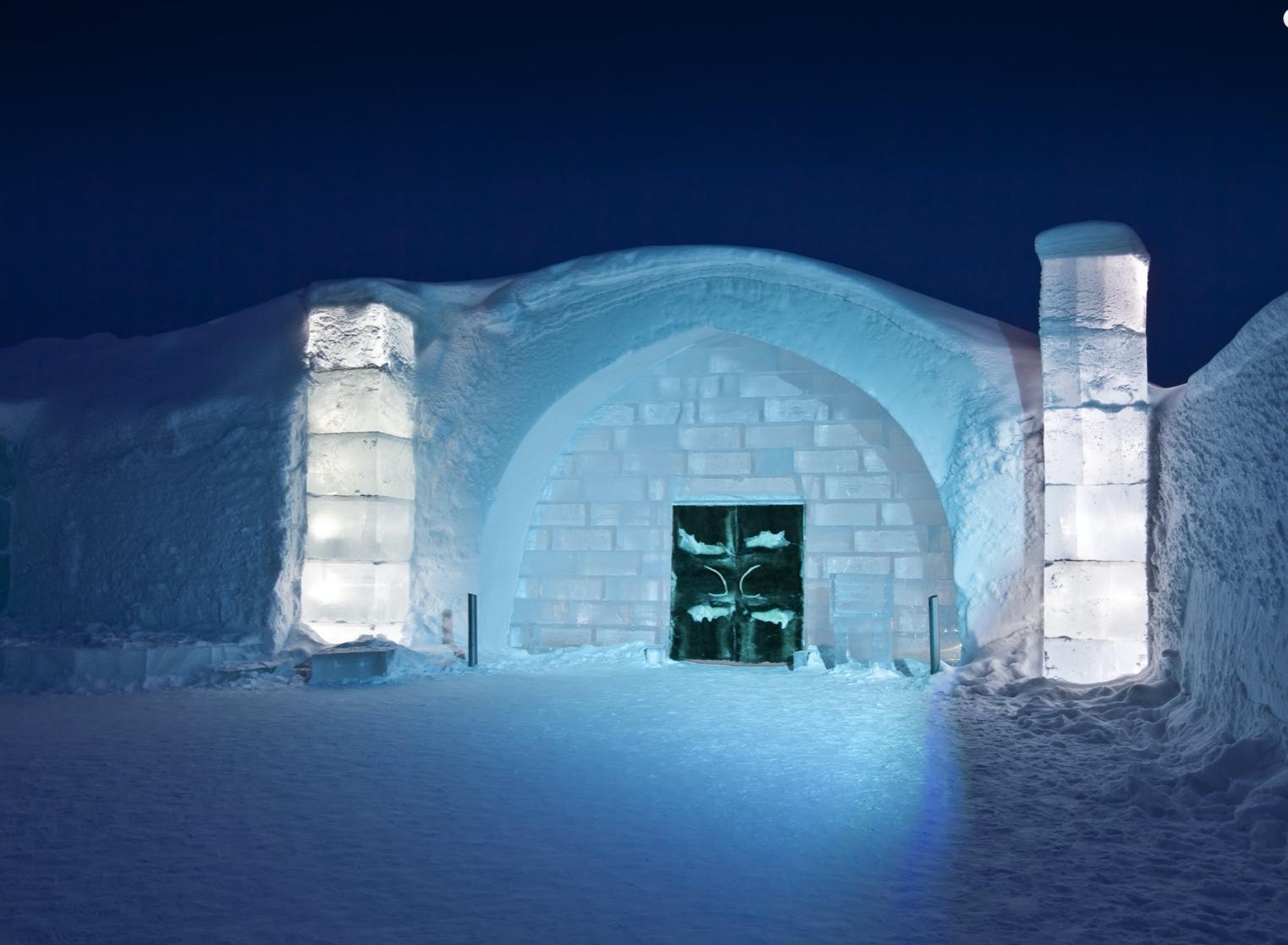 Icehotel lapland