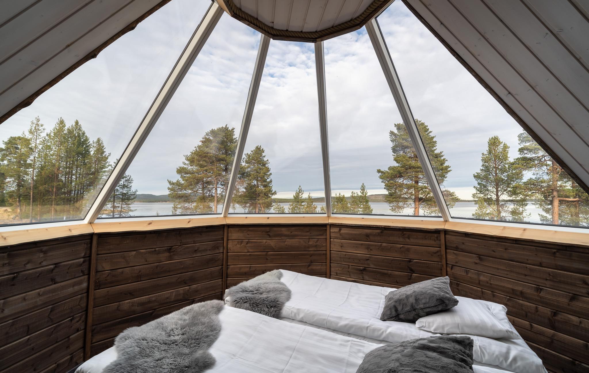 Inari Aurora Cabin, GoLapland